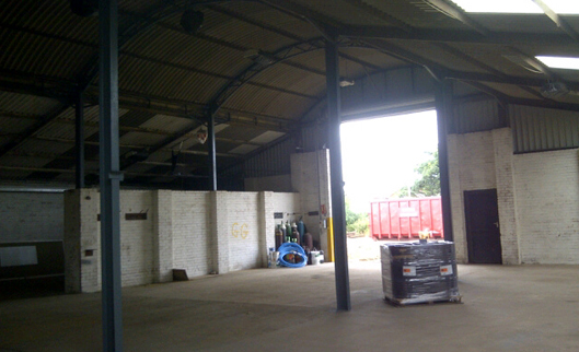 Sly Agri Ltd, Spalding, Lincolnshire - Condensation & Insulation