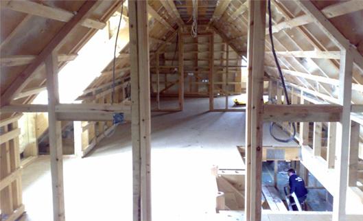 best loft insulation spray foam insulation contractors. Black Bedroom Furniture Sets. Home Design Ideas