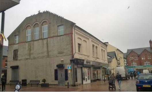 Rhyl, North Wales – Problem